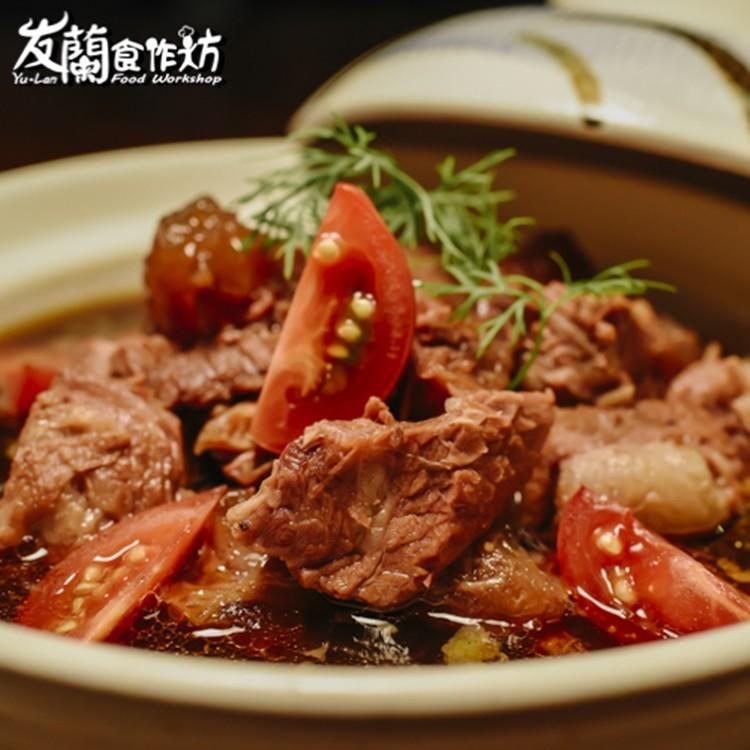 紅燒牛肉火鍋湯底 - (約6-8人份) 優惠運費